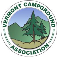 Navigates to vermont camground association page